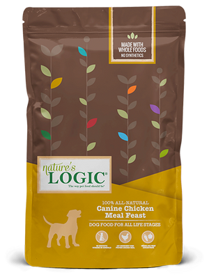 Copy of Nature's Logic - Nature's Logic Canine Chicken Meal Feast All Life Stages Dry Dog Food (25lb)*