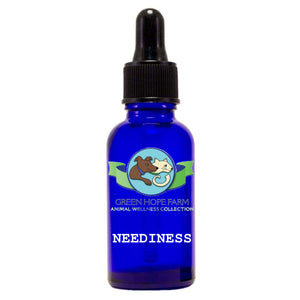 Flower Essence - Neediness