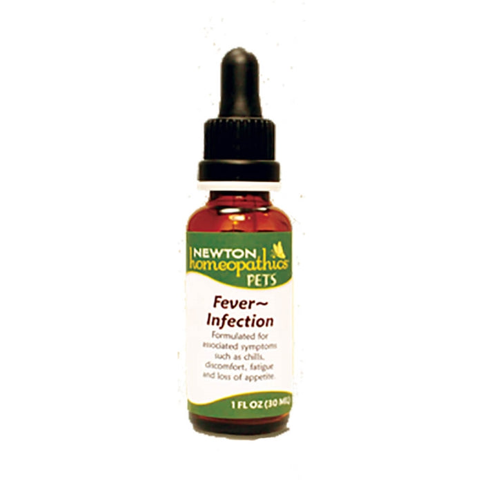 Newton Homeopathic- Fever & Infection (1 fl oz)