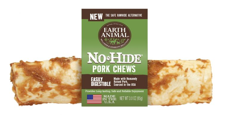 "Earth Animal - No-Hide 7"" Pork Chew"