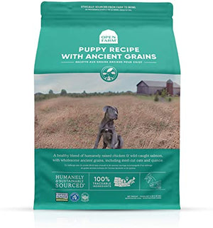 Open Farm - Puppy Dry Dog Food with Ancient Grains