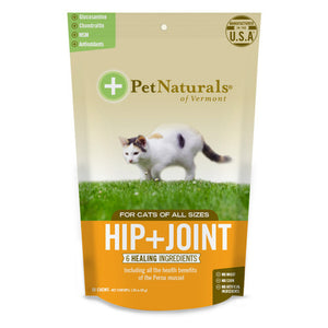 Pet Naturals - Hip & Joint Chews for Cats (30 ct)