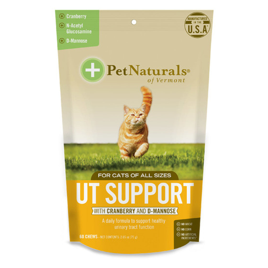 Pet Naturals - UT Support Chews for Cats (60 ct)