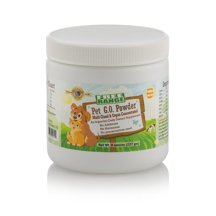 Pet's Friend - Gland and Organ Powder (8 oz)