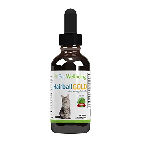 Pet Wellbeing - Hairball GOLD (2 fl oz)