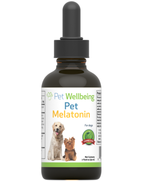 Pet Wellbeing - Melatonin (2 fl oz)