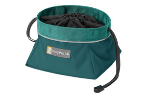 Ruffwear Quencher Cinch Top Waterproof Collapsible Dog Bowl