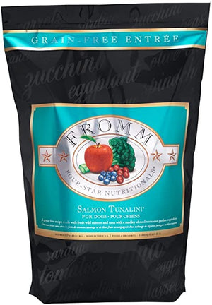 Fromm - Salmon Tunalini Grain-Free Dry Dog Food (4lbs)