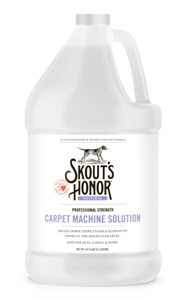 Skout's Honor - Carpet Machine Solution