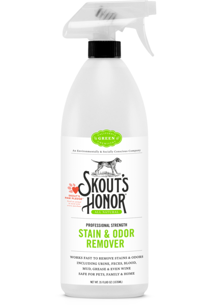 Skout's Honor - Stain & Odor Remover