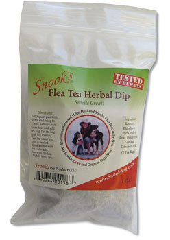 Snook's - Flea Tea Herbal Dip