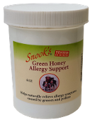 Snook's - Green Honey Allergy Support (4 oz)