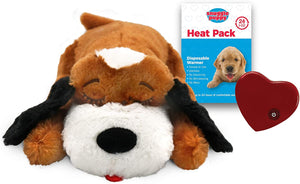 New! Smart Pet Love Snuggle Puppy Behavioral Aid Dog Toy