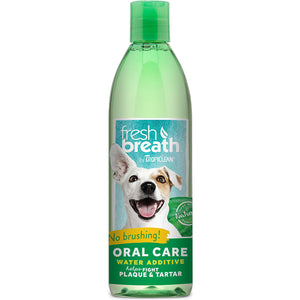 Fresh Breath by Tropiclean Oral Care Water Additive (16 fl oz)