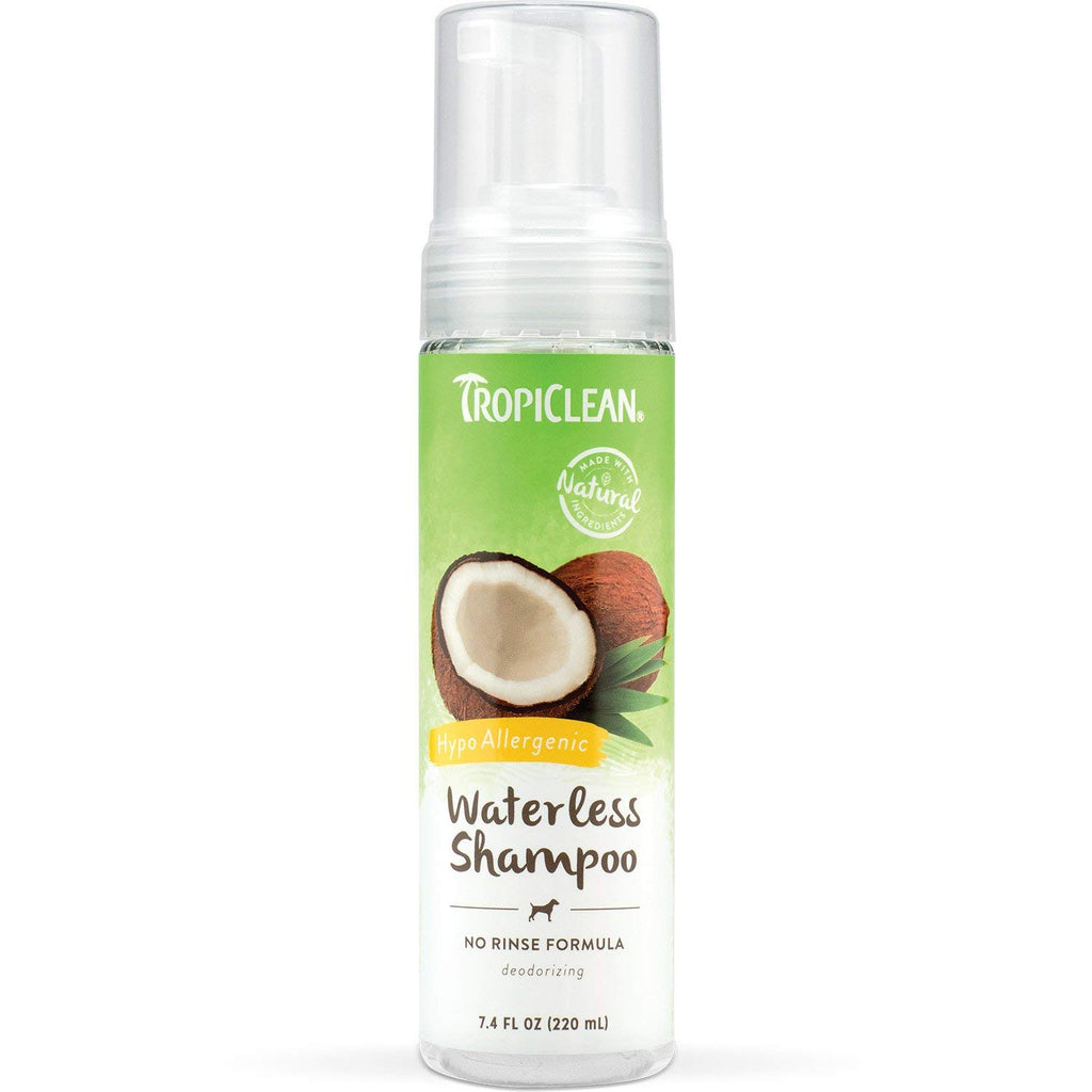 Tropiclean - Waterless Shampoo