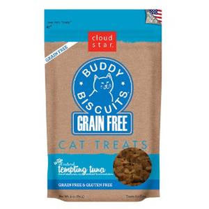 Cloud Star Grain-Free Soft TemptingTuna Cat Treats (3oz)