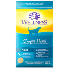 Wellness Complete Health Adult Whitefish & Sweet Potato Recipe Dry Dog Food*