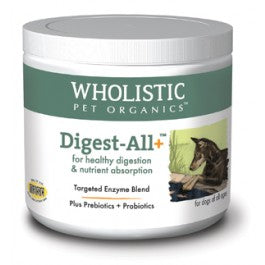 Wholistic Pet Organics - Digest-All Plus+ for Dogs