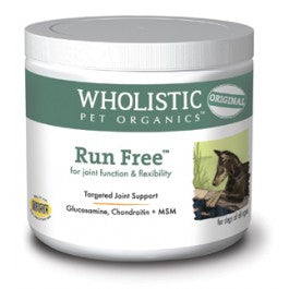 Wholistic Pet Organics - Run Free (4 oz)