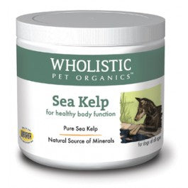 Wholistic Pet Organics - Sea Kelp (8 oz)
