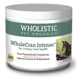 Wholistic Pet Organics - WholeCran Intense for Dogs (2 oz)
