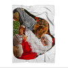 Santa Paws Premium Sublimation Adult Blanket