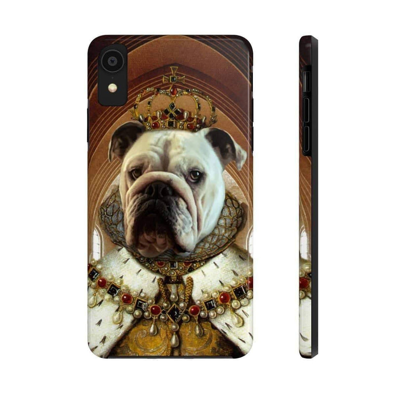 SquishyFacedCrew™ Renaissance Personalised Phone Case