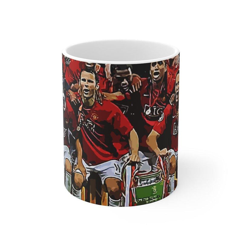"SquishyFacedCrew™ ""THE SOCCER CHAMP"" 11oz Mug"