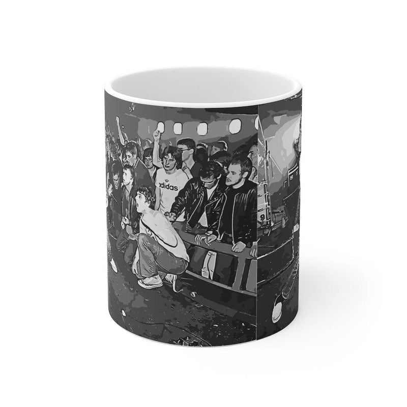 SquishyFacedCrew™ Custom 'THE ROCKER 11oz Mug