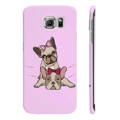 Wpaps Slim Phone Cases | Frenchie Sisters - SquishyFacedCrew