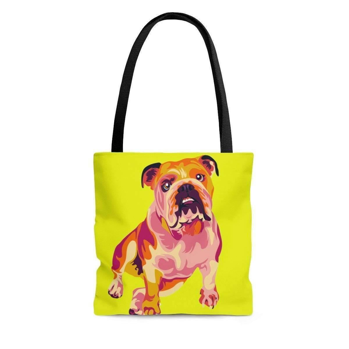 SquishyFacedCrew™ Custom Pop Art Tote Bag