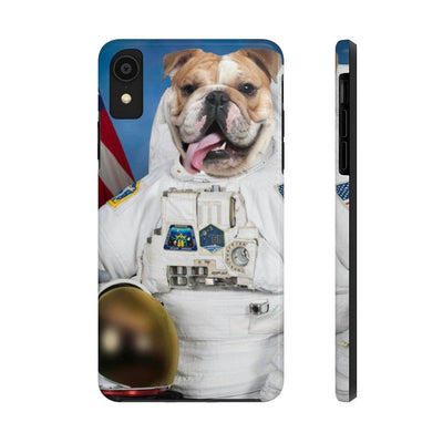 SquishyFacedCrew™ Personalised 'The Astronaut' Phone Case