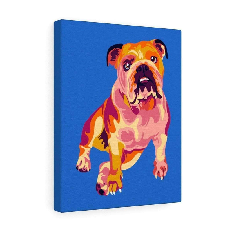 SquishyFacedCrew™ Custom Pop Art Canvas Gallery Wraps