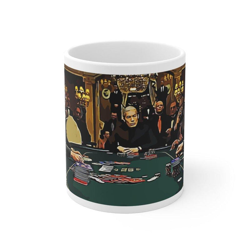 SquishyFacedCrew™ Custom 'THE GAMBLER' 11oz Mug