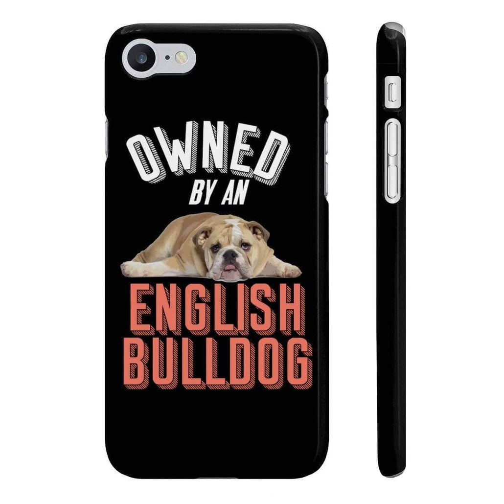 Wpaps Slim Phone Cases | Owned By An English Bulldog