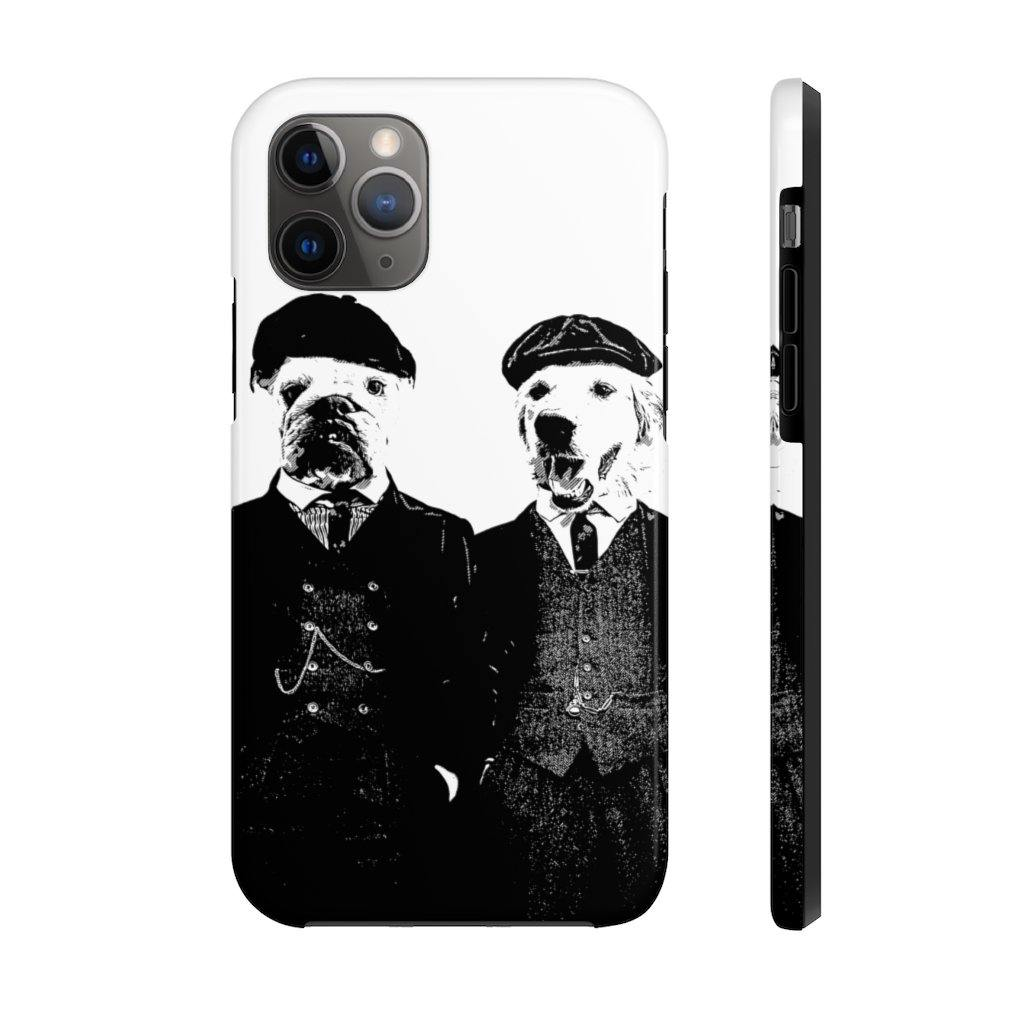 SquishyFacedCrew™ Personalised 'OLD DETECTIVES' Phone Case