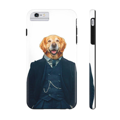 SquishyFacedCrew™ 'The Detective' Personalised Pet Phone Case - SquishyFacedCrew