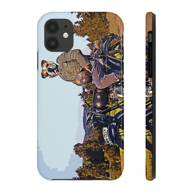 SquishyFacedCrew™ Personalised 'KING OF COOL' Phone Case - SquishyFacedCrew