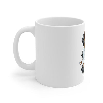 SquishyFacedCrew™ Custom cartoon 11oz Mug