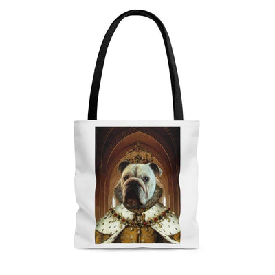 SquishyFacedCrew™ Personalised Renaissance Style Tote Bag