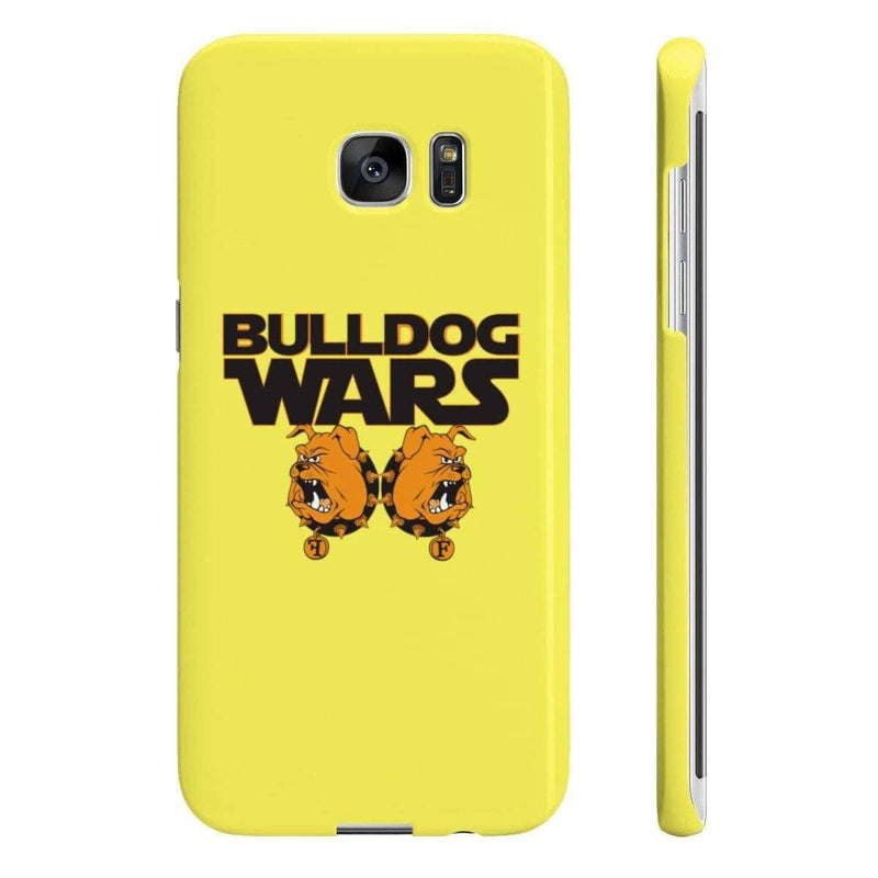 Wpaps Slim Phone Cases | Bulldog Wars - SquishyFacedCrew