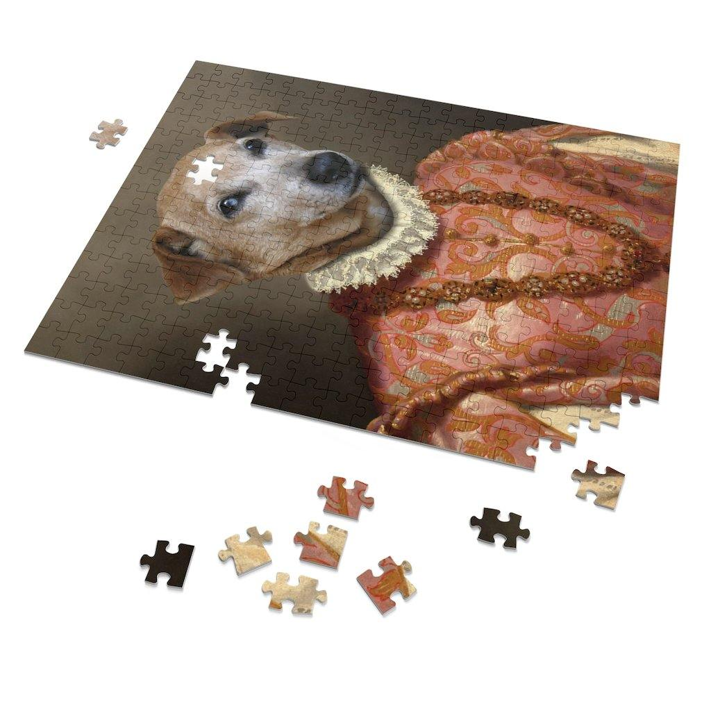 SquishyFacedCrew 'The Prince' Personalised 252 Piece Puzzle