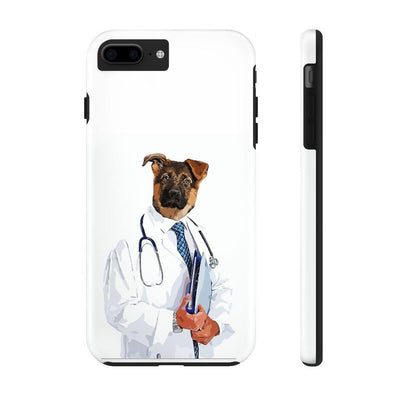 SquishyFacedCrew™ Personalised 'THE DOCTOR' Phone Case