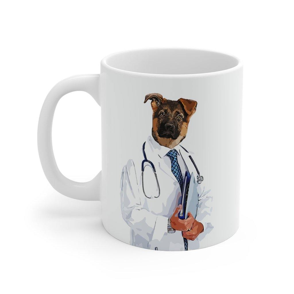 SquishyFacedCrew™ Custom 'THE DOCTOR' 11oz Mug