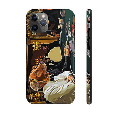 SquishyFacedCrew™ Personalised 'THE GAMBLER' Phone Case