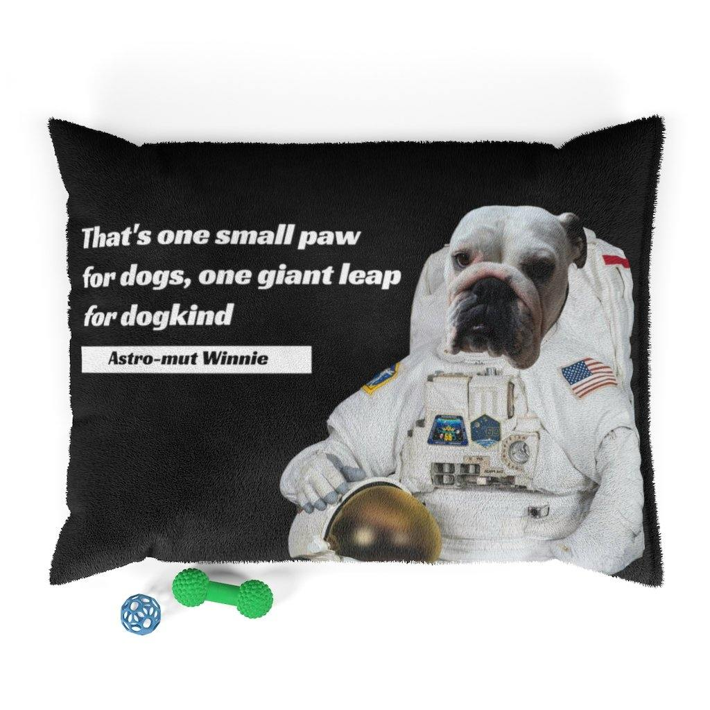 SquishyFacedCrew™ 'Astro-mut' Dog Bed