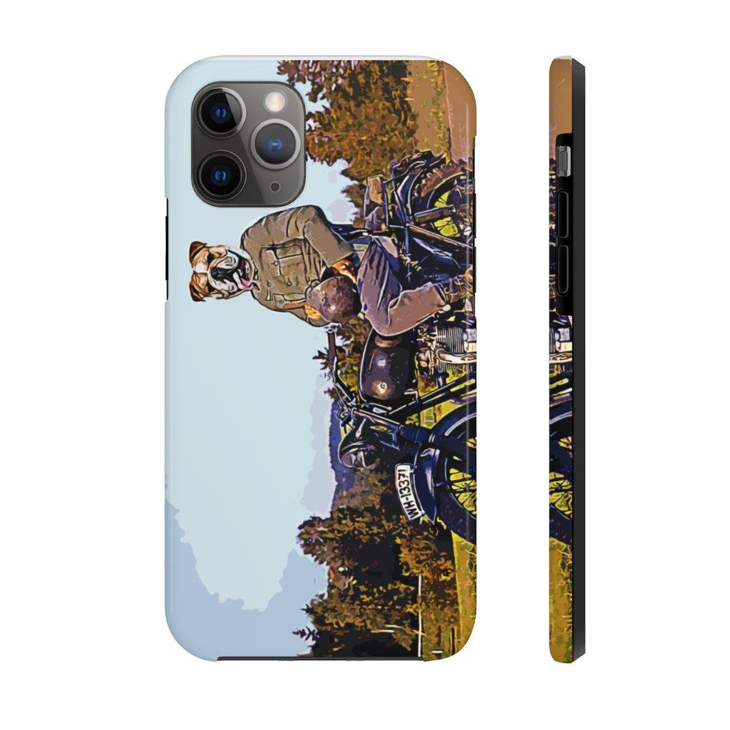 SquishyFacedCrew™ Personalised 'KING OF COOL' Phone Case