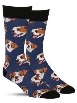 SquishyFacedCrew™ Custom Pet Socks Featuring Your Pet - SquishyFacedCrew