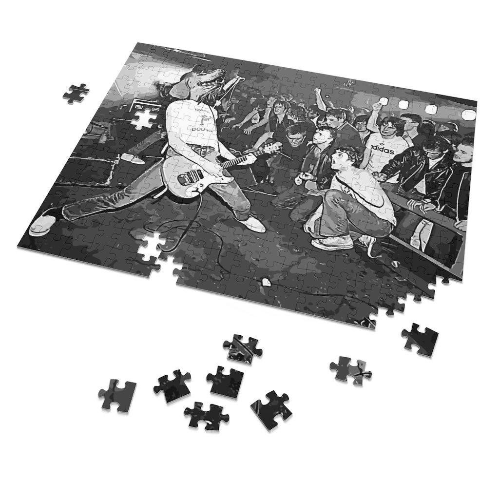 SquishyFacedCrew 'The Rocker' Personalised 252 Piece Puzzle