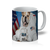 SquishyFacedCrew™ 'The Astronaut' Custom Pet Mug - SquishyFacedCrew